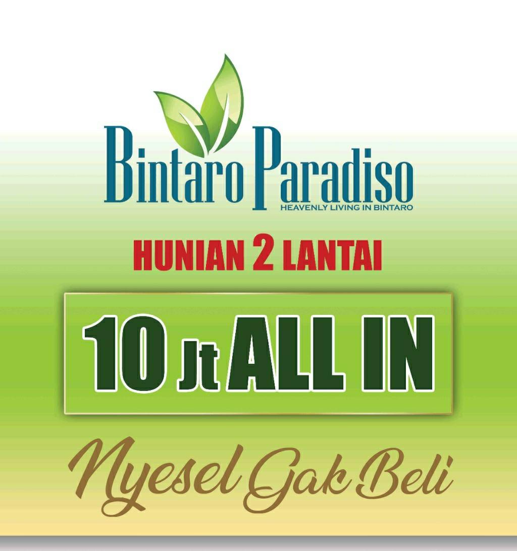 Image - Keuntungan Membeli Properti Bintaro Paradiso - Property Millennial - Cluster - Rumah - Apartemen - Ruko
