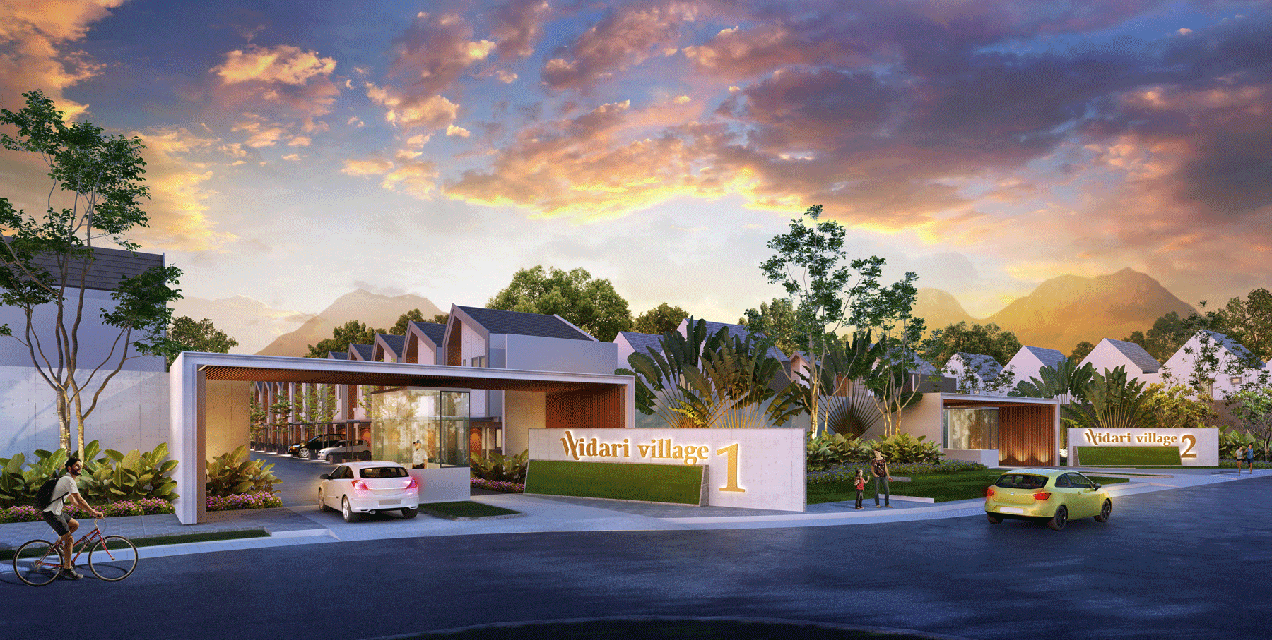 Image - Widari Village - Property Millennial - Cluster - Rumah - Apartemen - Ruko